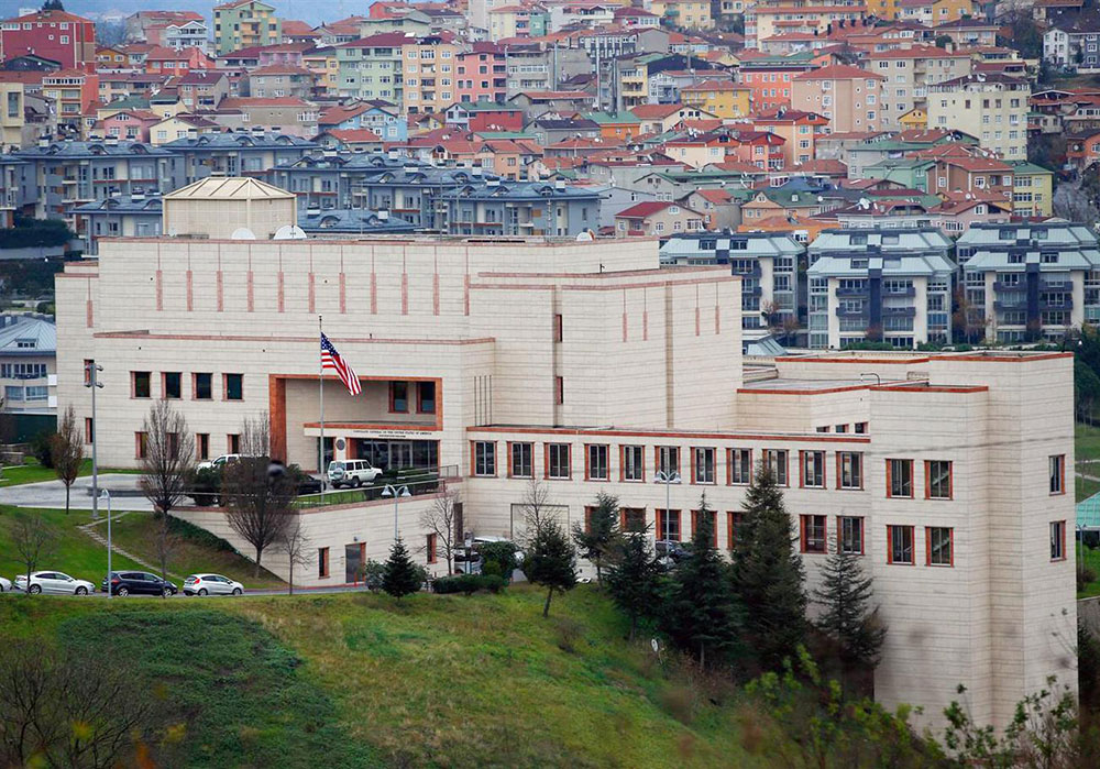New-Office-Building-For-Usa-Embassy-Istanbul