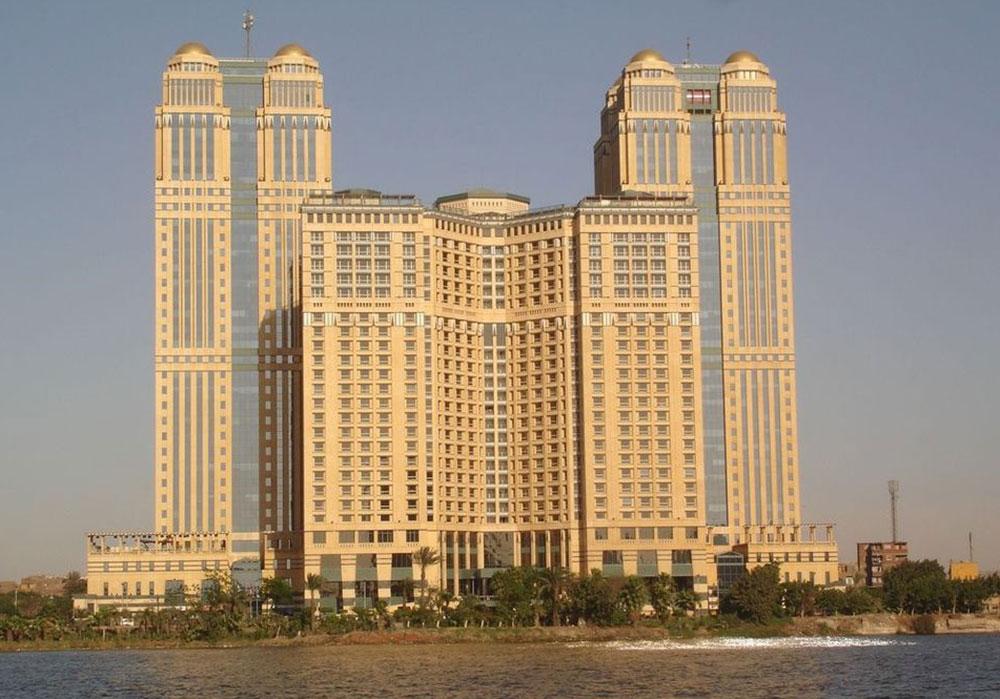 Nile-City-Cairo